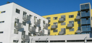 Office and residential centre K5