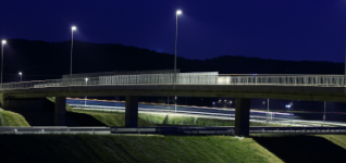 Overpass 4-1, Motorway A5, section  Maribor - Lenart
