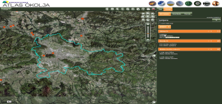 Environmental atlas of Slovenia